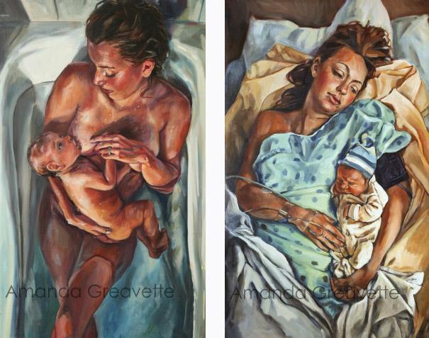Depois da chegada do bebê